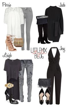 """*REQUESTED* LM Inspired for a attending a Broadway Show"" by littlemix-styleblog ❤ liked on Polyvore featuring Halston Heritage, Topshop, Zara, Office, Proenza Schouler, Anouki, H&M, Balmain, Chloé and Steve Madden"