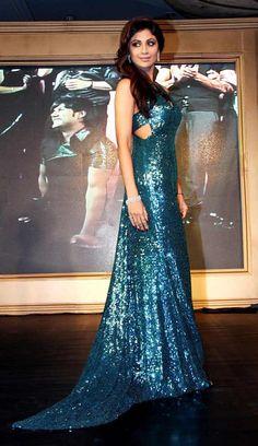 Shilpa Shetty at the season launch of 'Nach Baliye - 6' #Bollywood #Fashion #Style #Beauty