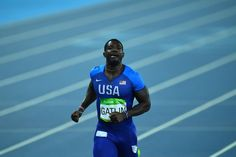 Injury slows Justin Gatlin in Rio 2016 - American misses 200m Final by 1 spot. #FeelBetter --