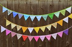 Easter Bunting Fabric Bunting Fabric Banner Birthday Party Bunting Baby Shower Nursery Art Hanging Wall Art Party Event Party Decoration