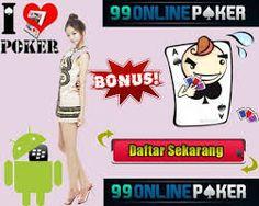 Judi Ceme Online Indonesia Terbaru : 99onlinepoker adalah salah satu judi ceme online indonesia terbaru yang mengahadirkan beragam permainan yang menantang sekaligus memberikan Jacpot yang besar untuk para pemain mendapatkan kemenangan yang berlimpah