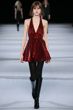Saint Laurent Fall 2014 – Vogue