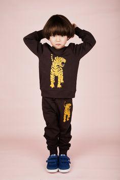 Casual but always stylish with Mini Rodini!
