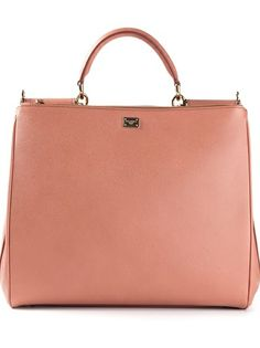 Dolce and Gabbana 'Sicily Business' Tote