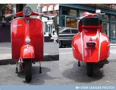 The marketplace for top-quality Restored Vintage Vespa Scooters from the 1960's. RetroVespa exclusively restores the Italian made Vespa VBB model. $4650