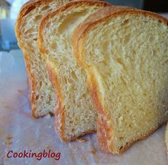"""Cooking: """"If you do not have bread, let them eat brioche"""""""