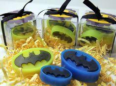 Batman Soap Party Favors