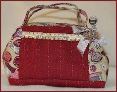 Neceser costura granate pilicose.blogspot.com.es