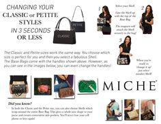 https://terryann.miche.com    So much happening with Miche this month :)