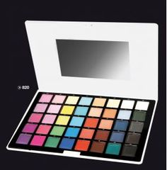 ELIXIR Κασετίνα Σκιών 40 Χρώματα Matte Long Lasting No 820 Κασετίνα με 40 σκιές μεγάλης διαρκείας για ματ αποτέλεσμα σε χρώματα που καλύπτουν όλες τις ανάγκες και όλες τις εποχές. Τιμή €25.00