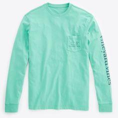 Shop Long-Sleeve Vintage Graphic T-Shirt at vineyard vines ( 42) ❤ e5b2492a08c