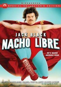 Nacho Libre (DVD 2006 Widescreen) Special Collector's Edition Jack Black