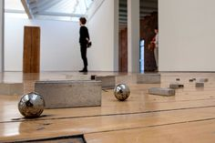 'Carl Andre: Sculpture as Place' - NYTimes.com