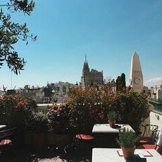Aquí arriba ya es verano 😎 👉🏼@theprincipalmadrid