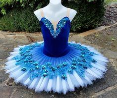 Blue Lotus Flower  Koz I Love Tutus