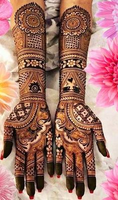 Most beautiful and Remarkable Henna designs for women - Sensod - Create. Most beautiful and Remarkable Henna designs for women.