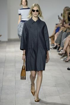 Pin for Later: Michael Kors Should Really Teach a Class on Spring Styling Michael Kors Spring 2015