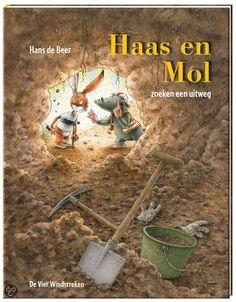 Haas en Mol zoeken een uitweg, Hans de Beer (uitg. De vier windstreken)