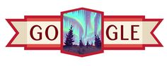Canada Day 2016 | Google Doodle