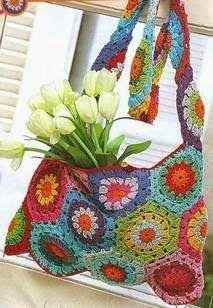 Crochet trésor: Sacs