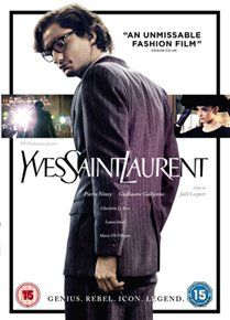 YVES SAINT LAURENT (15) 2014 FRANCE LESPERT, JALIL £15.99 Biopic following the life and work of French fashion designer Yves Saint Laurent (...  www.worldonlinecinema.com #worldonlinecinema  #zzFr