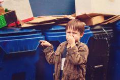 7 oplossingen tegen een vies geurende vuilnisbak