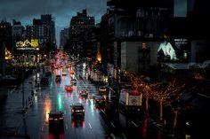 Red Lights 10th Av. New York