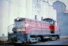 RailPictures.Net Photo: CGW 42 Chicago Great Western EMD NW2 at Red Wing, Minnesota by Bill Edgar