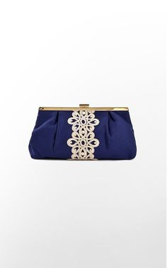 Opening Night Clutch by Lilly Pulitzer- I have a dress that would match this perfectly!!!