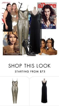 """""""Untitled #7"""" by mundut ❤ liked on Polyvore featuring Topshop, Valentino, Dolce&Gabbana, GetTheLook and celebritysiblings"""