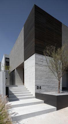 Architecture Concept Drawings, Minimal Architecture, Facade Architecture, Residential Architecture, Amazing Architecture, Contemporary Architecture, Facade Design, Exterior Design, Casa Top