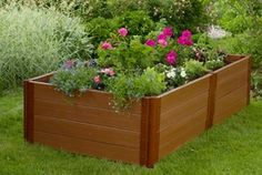 "Frame It All Raised Garden Bed (4' x 8' x 24""H)"