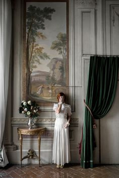 "<p>This beautiful series of 'The Woman Who Never Existed"" by Anja Niemi was inspired by the words of the pioneering Italian actress Eleonora Duse. Eleonora worked the international theatre"