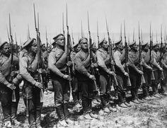 1914 1918 - Infanterie russe en 1914