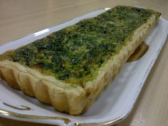 Maryam's Culinary Wonders: 135. Spinach Quiche