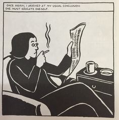 Crunchyroll - Forum - Describe yourself in one image/gif - Page 7 Persepolis Book, Vintage Comics, Images Gif, Art Inspo, Cool Art, Doodles, Artsy, Graphic Design, Abstract