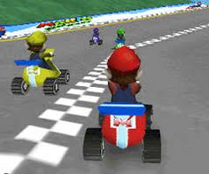 The enjoyment of Mario Go Kart carries on on the 2nd edition. As the many of games; Bowser, Queen Apple, Donkey Kong and others are go along with you apart from Mario and Luigi. http://funnkidsgames.com/mario-go-kart-2/