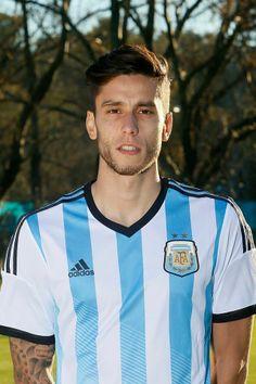 Jugadores de la selección Argentina Mundial Brasil 2014 - Ricky Álvarez