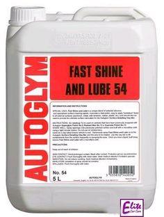 Autoglym No.54 Fast Shine and Lube