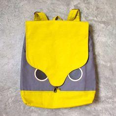 littleoddforest | Wanderlust Critter Backpack (Hoot The Owl)