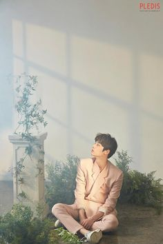 Nuest Kpop, Let's Talk About Love, Nu Est Minhyun, Baymax, Picture Credit, Pledis Entertainment, Jonghyun, Happily Ever After, Boys Who
