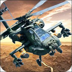 Gunship Battle Mod APK Free Download