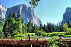 August Travel Photo Flashback. Come read a very short story as I flashback on an August visit to Yosemite National Park in 2006. Go here: http://www.theroamingboomers.com/august-flashback-yosemite-national-park/
