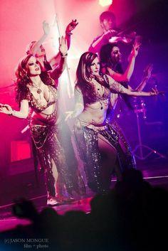 ♡ Tribal Fusion ♡ Mira Betz, Kami Liddle & Zoe Jakes