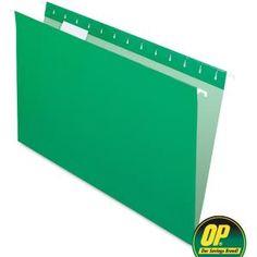 OP Brand Hanging Folder Filing, Organization, Kit, Getting Organized, Organisation