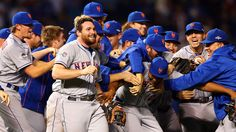 #Murphy's#Law: Mets win fifth NL pennant with sweep of Cubs | MLB.com