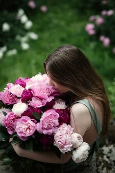 Best Birthday Cake Designs, Wall Pepar, Beautiful Gardens, Beautiful Flowers, Red Geraniums, Peonies Bouquet, Peony, Midnight Garden, Show Photos