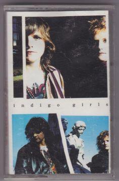 Indigo Girls by Indigo Girls (Cassette, Mar-1989, Epic (USA)) FET 45044/ VG+/EX #SoftRock