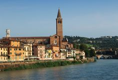 https://flic.kr/p/pvsPKm   the beauty Verona Italy   Verona is beautiful for its brown color all over the city, stands out beautifully between the countryside and the river that runs through it!
