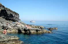 Le più belle spiagge di Pantelleria